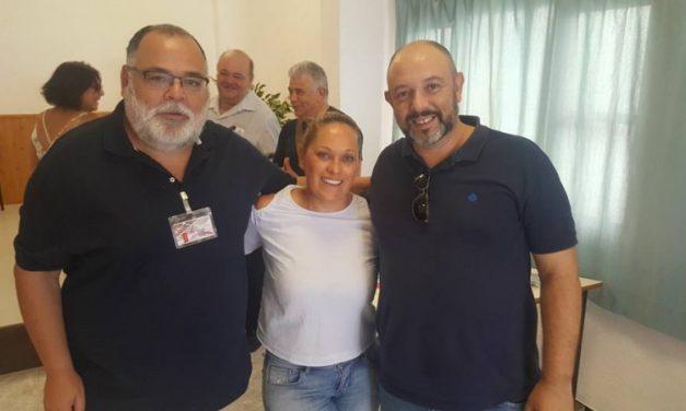 Sonia Domínguez, nueva secretaria general de FeSMC-UGT Lanzarote