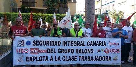UGT denuncia que Ralons lleva meses con retrasos en el abono de los salarios
