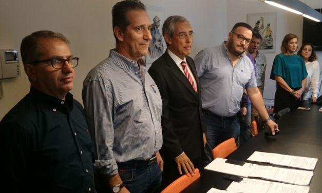 UGT firma el convenio de hostelería de la provincia de Las Palmas