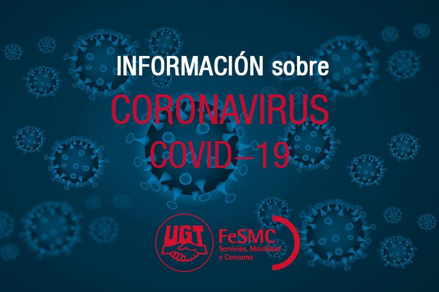 Información sobre coronavirus COVID-19